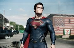 La Warner Bros. sta sviluppando Man of Steel 2!
