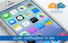 #BulkPush, IOS Notification App - Easier & Faster - Register Now,