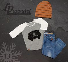 Beanie: Boston v4.18 / Jersey : Dog / Pants: Skateboard - Blue * L&P exclusive *