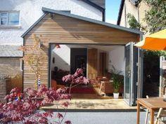 Cedar Clad Extension, Garden Room Extension, home extension, house extension, house extension yorkshire, extend my home yorkshire, single storey extension, contemporary extension.
