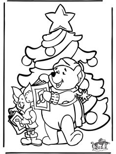 Kleurplaten Kerst A4.79 Beste Afbeeldingen Van Kerstmis Kleurplaten Christmas Design