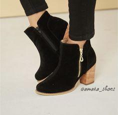 Botines, Botin, calzado femenino, zapatos Wedges, Booty, Ankle, Shoes, Fashion, Girly, Footwear, Zapatos, Moda