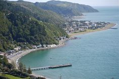 Days Bay and Eastbourne