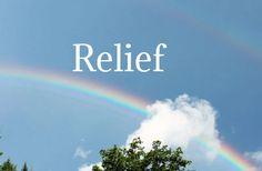 Word of the Week 39 - Relief - Raisie Bay