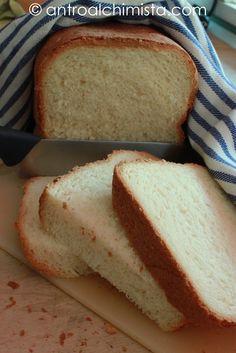 Pane al Latte - Milk Bread