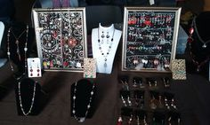 Tanzen Lilly Jewelry and Fine Art: Chicago Craft Fairs and Update