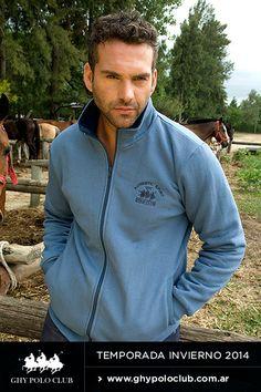 Campera Club Premium http://www.ghypoloclub.com.ar/hombre/camperas/84-campera-club-premium