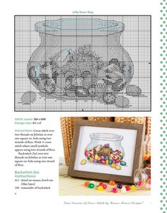 Gallery.ru / Фото #14 - Four Seasons of Cross-Stitch by House-Mouse Designs - samashveya