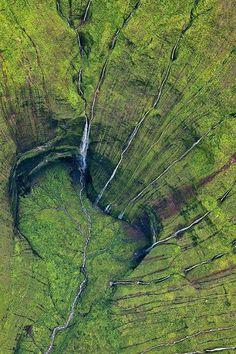 Mount Waialeale-Isla Kauai- Hawai.