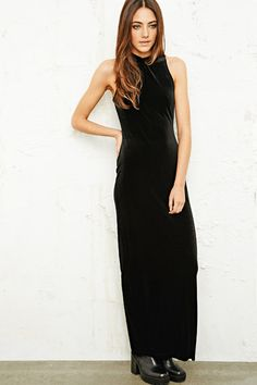 Minkpink There She Goes Maxi Dress at Urban Outfitters