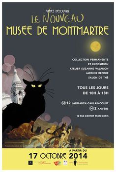 Affiche Musée de Montmartre Renoir, Boho, Movies, Movie Posters, Antwerp, Radiation Exposure, Graphic Design, Event Posters, Film Poster