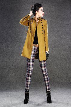 winter jacket coat wool jackets and coats for women