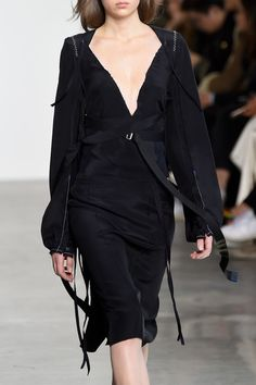 Calvin Klein at New York Fall 2016 (Details)