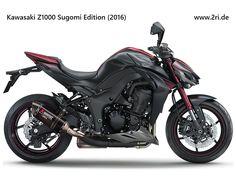 Kawasaki Z1000 Sugomi Edition (2016)
