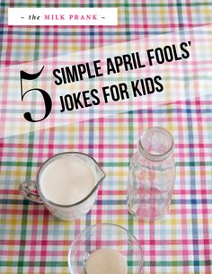 These jokes are the best for getting April Fools' started off with a laugh.