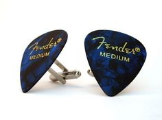 Private Sale Live loves these Fender Cuff Links.