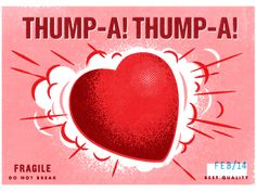 Along with a ton of other great artists, I created a few fun Valentines you can send via Pinterest. Go check 'em all out.  http://www.pinterest.com/pinterest/send-a-valentine/