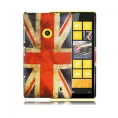 Valentine (Iso-Britannian Lippu) Nokia Lumia 520 Suojakuori - http://lux-case.fi/valentine-iso-britannian-lippu-nokia-lumia-520-suojakuori.html