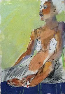 Irreverent Art, Liz Hill: Josianne again