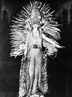 luisa casati...what would it have been like, then....