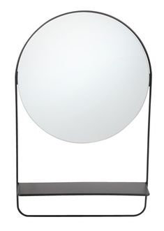 Peili FACE ME L32xK49xS8cm musta   JYSK Olay, Basin, Countertops, Toilet, Two By Two, Perfume, Lights, Mirror, Face
