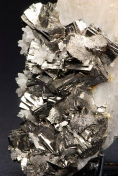Arsenopyrite and Quartz