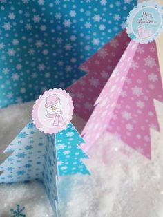 Snowman Party Printables Supplies | BirdsParty.com