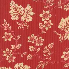 Old Country Store Fabrics - MODA Crazy For Red