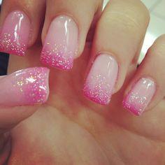 Homecoming nails !
