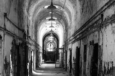 Eastern State Penitentiary Eastern State Penitentiary, Bank Robber, Al Capone, First World