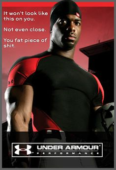 If Ads For Athletic Gear Were Honest Funny   Jockular - UnderArmour