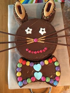 - Best Picture For Birthday Cake videos For Your Taste You are looking for something, and it is going to tell you exactly what you are looking Teen Cakes, Cakes For Boys, Girl Cakes, Happy Birthday Art, Birthday Cakes For Teens, Cake Birthday, Cake Recipes, Dessert Recipes, Rabbit Cake
