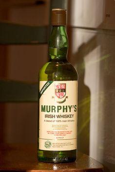 Murphy's Irish Whiskey | Captain Seasalt | Flickr Irish Whiskey Brands, Whiskey Logo, Single Malt Irish Whiskey, Whiskey Cream, Whiskey Cake, Whiskey Distillery, Jameson Irish Whiskey, Baileys Irish, Jars