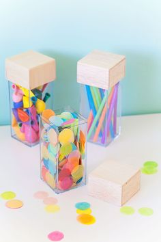 DIY SMALL STORAGE BOXES - Tell Love and PartyTell Love and Party | Cute Kids Craft | Organization Craft