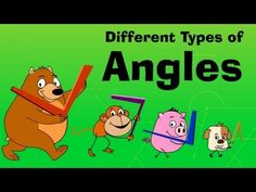 Types of angles - YouTube