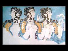 I cretesi ( civiltà minoica) - YouTube