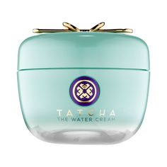 Shop Tatcha's The Water Cream at Sephora. The oil-free, anti-aging water cream delivers nutrients, powerful botanicals, and optimal hydration.