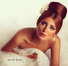 The Sophisticate - Persian bride