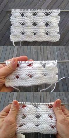 Mother and Baby Vest Shawl Knitting Pattern – Anlatımlı Örgüler - Crochet Easy Sweater Knitting Patterns, Intarsia Knitting, Knitting Blogs, Easy Knitting, Knitting Stitches, Knitting Projects, Crochet Patterns, Crochet Table Runner Pattern, Knitting Accessories