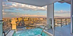 las vegas penthouse airbnb