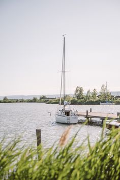 Yacht harbour of Jois at lake Neusiedlersee Electric Boat, Austria Travel, Boat Rental, Boat Dock, Beach Club, Great View, Day Trip, Wonderful Places, East Coast