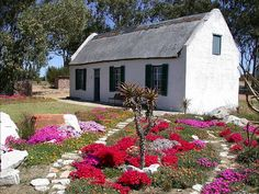 Namaqualand flower tour photos (157) by grrobot1, via Flickr Atlantic Ocean, Small Towns, West Coast, South Africa, Cape, Beautiful Places, Outdoors, Outdoor Structures, Tours