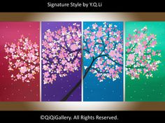 OIL Painting Original Painting canvas Painting art by QiQiGallery, $345.00