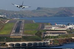 Madeira International Airport, Madeira, Portugal