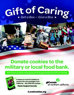 About Girl Scout Cookies Buy Girl Scout Cookies, Camping Cookies, Gs Cookies, 10 March, Donate Now, Food Bank, Financial Literacy, Cookie Ideas, Scouting
