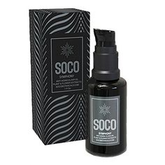 SOCO Botanicals Face Oil Serum - Anti Aging Organic Elixir for Face and Eyes with Sea Buckthorn, Argan, Rosehip & Neroli & Immortelle Essential Oil Blend Facial Skin Care, Anti Aging Skin Care, Facial Serum, Eye Serum, Facial Masks, Skin Care Routine For 20s, Skincare Routine, Anti Aging Moisturizer, Face Oil