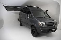 Sawtooth Adventure Van 8