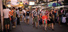Thailand Family Adventure Tour: Bustle of Bangkok, ancient Ayutthaya, Elephants, colourful Chiang Mai, hilltribe visit, Chiang Mai Zoo and Siam Ocean World. $1099