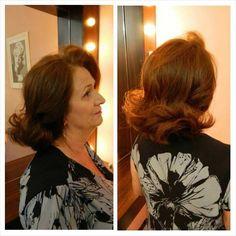Linda, leve e sofisticada! Produção Cabelo + Make da Neide!   #hair #hairdo #maquiagem #makeup #foreveryoung #beleza #belezaria
