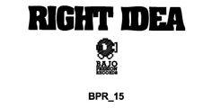 Right Idea - 5 Song Demo // Cassette Print